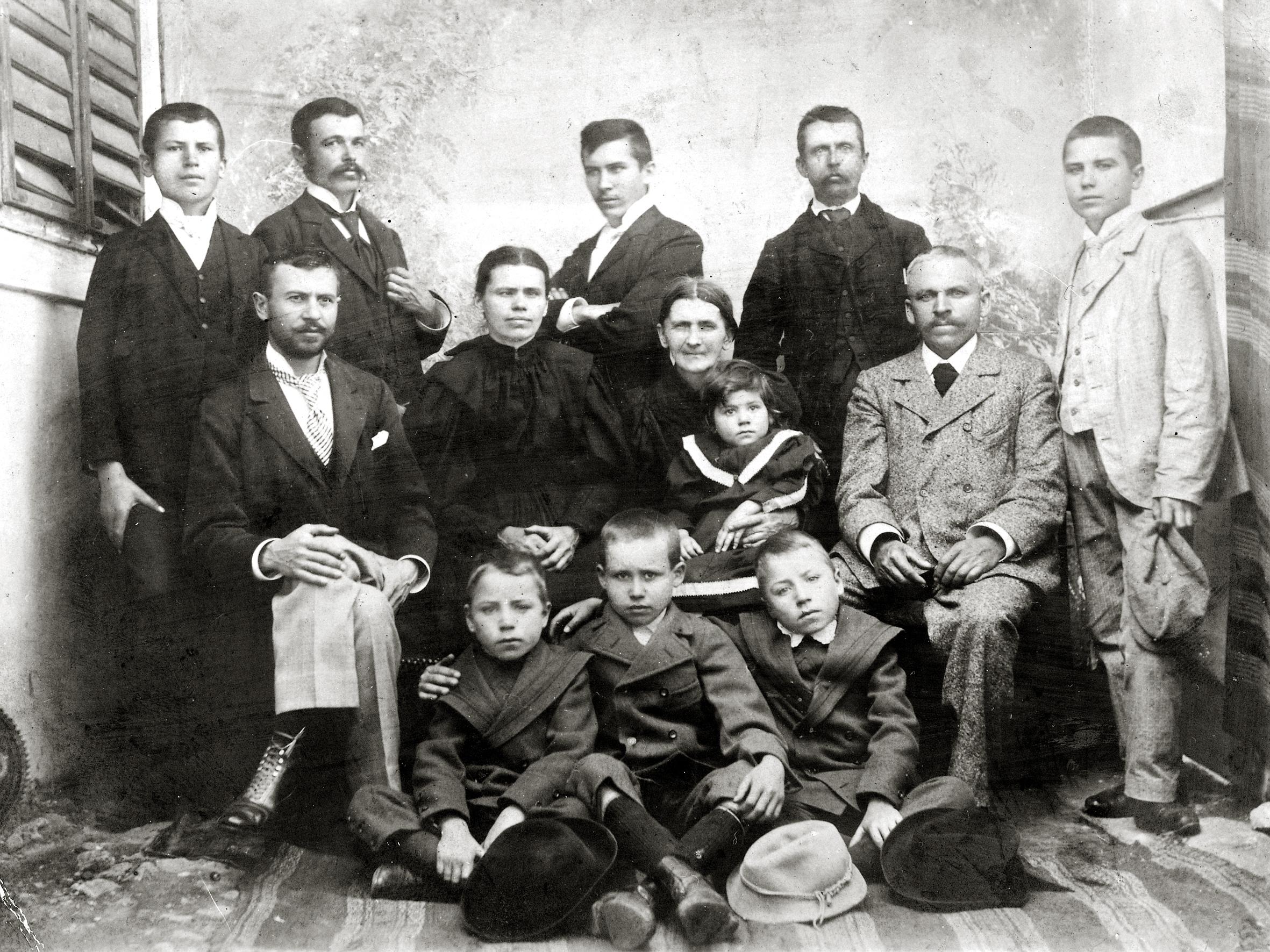A Móricz-család