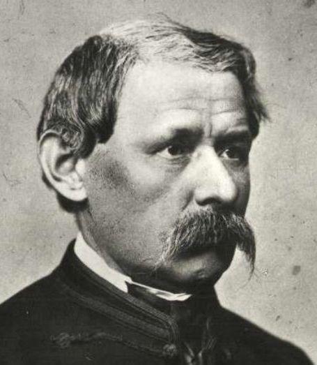 Arany János 1867-ben (Simonyi Antal felvétele)