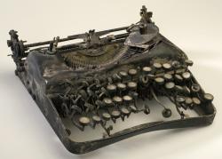 Babits Mihály írógépe
