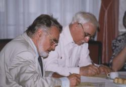 Gyurkovics Tibor, Sánta Ferenc