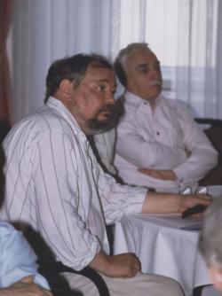 Lázár Ervin és Sánta Ferenc