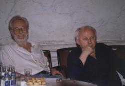 Szakonyi Károly és Ágh István