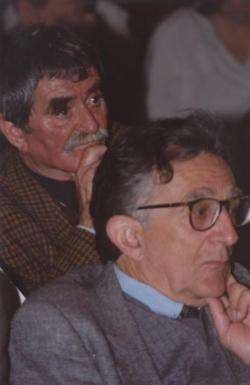 Juhász Ferenc, Lator László