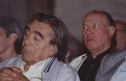 Somlyó György, Kertész Imre