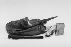 Az író használati eszközei a hagyatékból
