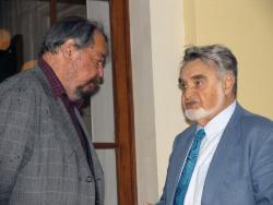 Lázár Ervin és Gyurkovics Tibor