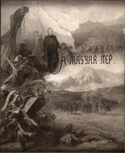 Zichy Mihály: A magyar nép, 1887