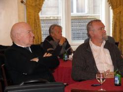 Moldova György, Gyurkó László és Urbán László