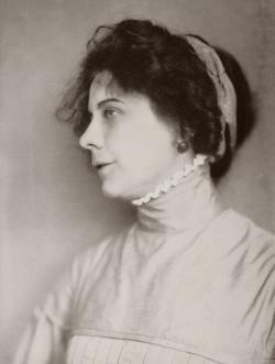 Kaffka Margit, Máté Olga felvétele, 1914 körül