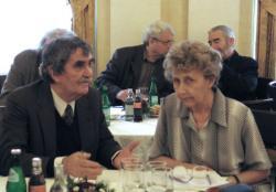 Juhász Ferenc és Széles Klára