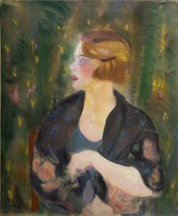 Márffy Ödön: Csinszka, 1929