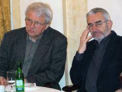 Bertók László és Bodor Ádám