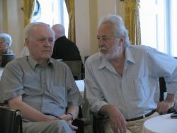 Dobos László és Szakonyi Károly
