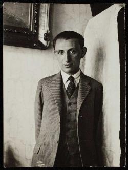 Vas István a 30-as években