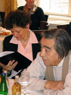 Gergely Ágnes és Somlyó György