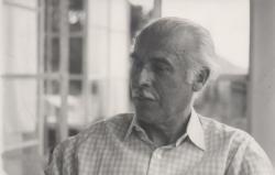 Takáts Gyula  a nyolcvanas években (Fotó: Pethő Bertalan)