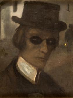 Gulácsy Lajos (1882–1932): A spiritualista