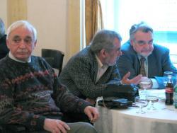 Sánta Ferenc, Bella István, Gyurkovics Tibor