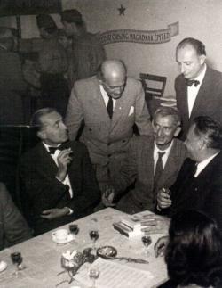 Illés Endre, Tersánszky Józsi Jenő, Vas István (1950)