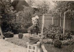 Gergely Ágnes 1939 szeptemberében