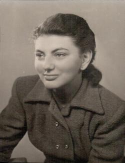Gergely Ágnes 1946-ban