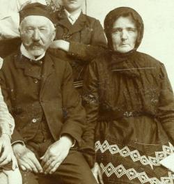 Áprily Lajos szülei, Jékely János Lajos és Ziegler Berta