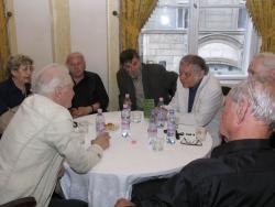 Kányádi Sándor, Széles Klára, Ágh István, Lászlóffy Aladár, Csoóri Sándor, Dobos László, Farkas László