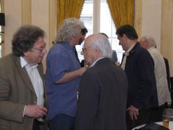 Konrád György, Bodnár György