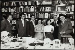 Könyvnapon Szabó Magda és Rideg Sándor társaságában