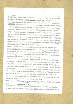 Tolnai Ottó: Levél a 60 éves Csoóri Sándornak