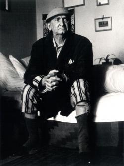 Tersánszky (fotó: Kresz Albert)