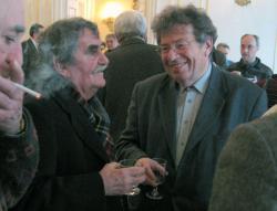 Juhász Ferenc és Konrád György
