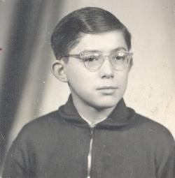 Az általános iskolai évek alatt (1960-1961)