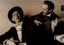 Tersánszky és ifj. Babrik János