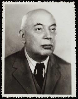 Vas István édesapja, Vas Pál