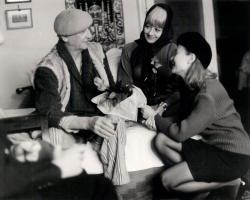 Tersánszky Józsi Jenő, Váradi Hédi és Törőcsik Mari