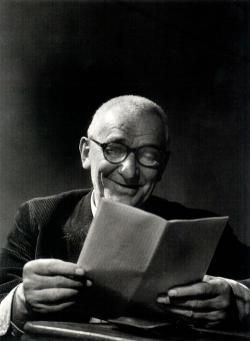 Tersánszky Józsi Jenő (fotó: Molnár Edit, 1962)
