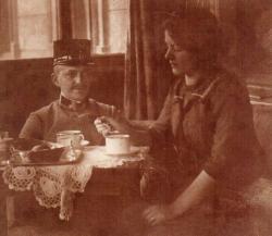 Budapesten (1913)