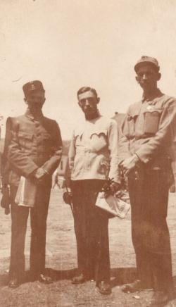 Önkéntes katona az I. világháborúban
