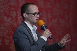 Demeter Szilárd, a Petőfi Irodalmi Múzeum főigazgatója