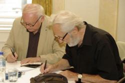 Ágh István és Szakonyi Károly