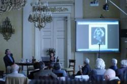 Hegyi Katalin előadása Szentkuthy Miklósról