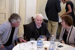 Magos György, Kányádi Sándor és Tószegi Zsuzsa