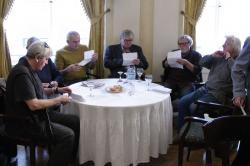 Szavazás: Kovács András Ferenc, Bodor Ádám, Darvasi László, Závada Pál, Parti Nagy Lajos és Esterházy Péter