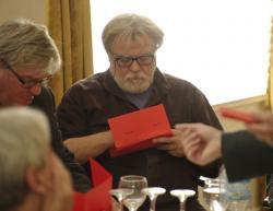 Szavazás (második kör): Závada Pál és Parti Nagy Lajos