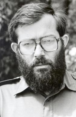 Baka István (fotó: Horváth Dezső, 1984)