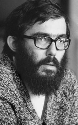 Baka István (fotó: Bahget Iskander, 1980-as évek)