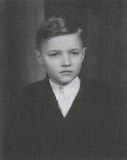 """A Csurgóra """"bejáró diák"""" (1948)"""