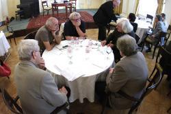 A DIA 2014-es tagválasztó gyűlésének résztvevői