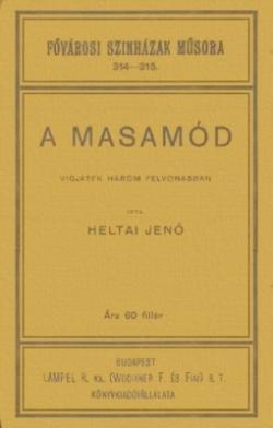 A masamód (1913)